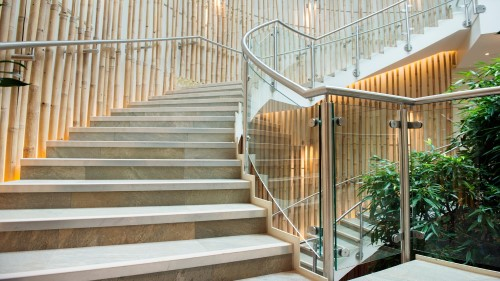Balustrades & Stairs Project - Center Parcs