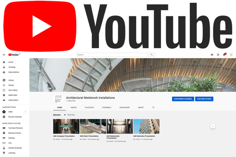 June 2020 - YouTube Channel Videos Updated