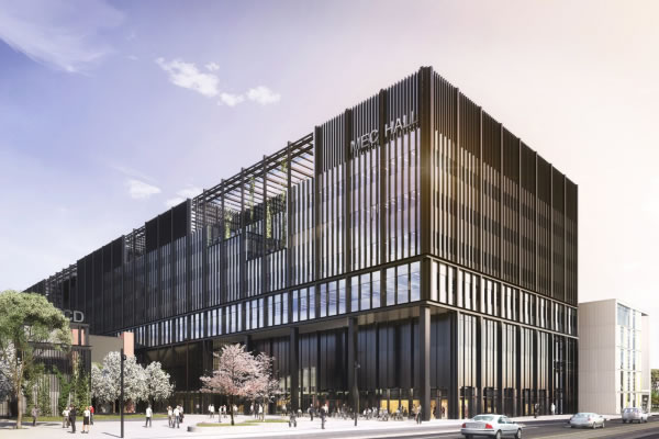 Balfour Beatty & Manchester University Project Underway