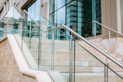 December 2019 - Balustrade & Stairs Project Completed At The Cavendish Building