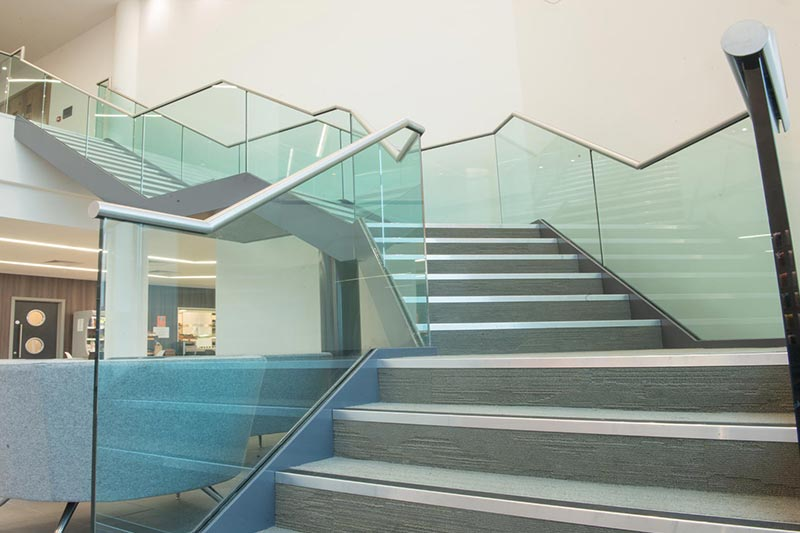 Balustrade & Stair Project Charles Street Sheffield Project Recap