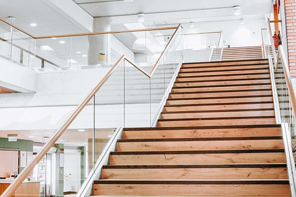 Balustrade & Stair Project - Charles Street